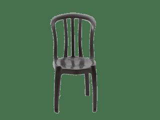 Cadeira de Plastico Goyana Preta