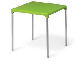 Mesa de Plástico Jasmim Verde