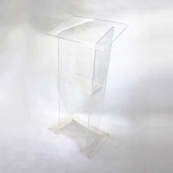 púlpito-acrilico