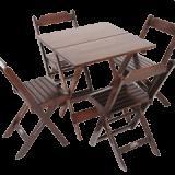 conjunto-mesa-de-madeira-dobravel