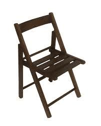Cadeira de Madeira Dobrável Luxo Imbuia