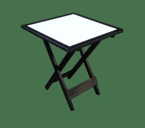 mesa-de-madeira-preta-e-branca