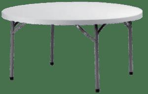 mesa-plastico-redonda-cinza-claro