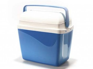 Caixa Térmica 32 Litros Azul