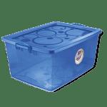 Caixa Organizadora Com Trava 60L