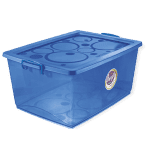 caixa-organizadora-cristal-azul-60L