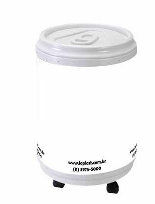Cooler Para Gelar Bebida 45 Latas