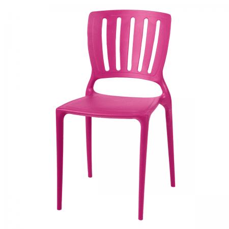 Cadeira Tramontina Sofia Rosa