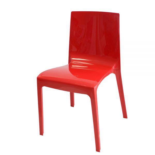 Cadeira Tauros vermelha