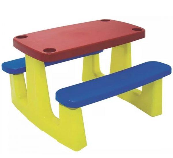 Mesa infantil para pic-nic
