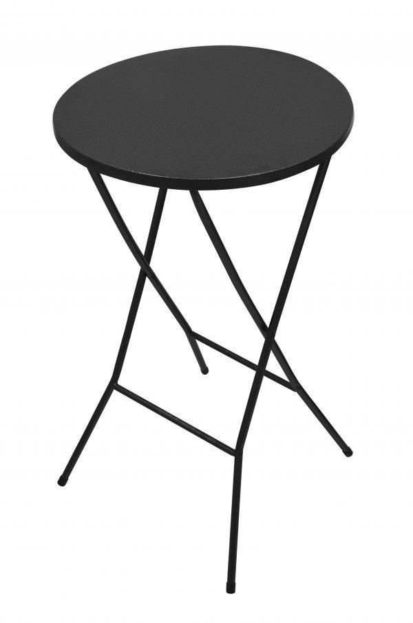 mesa de aço dobrável